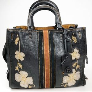 Coach 1941 Western Embroidery Rogue Bag 20315